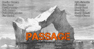 Passage group show