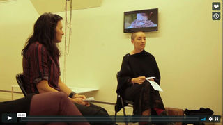 Video of Gallery Conversations with Kim Whalen at Pah Homestead